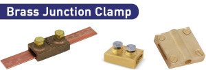 Brass Junction Clamp