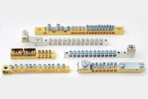 Brass Neutral Blocks