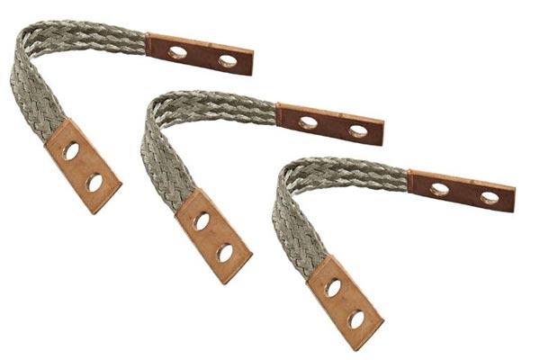 Flexible Copper Braid Bond Copper Braid With Tinned 1