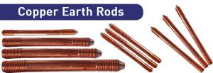 Copper Earth Rods