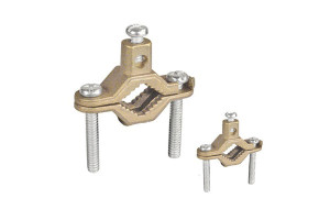 Copper Earthing Clamps