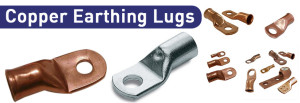 Copper Earthing Lugs