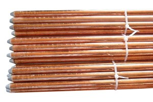 Earth Rods with Threaded Type UL Listed