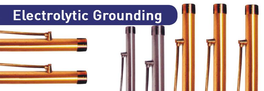 Electrolytic Grounding
