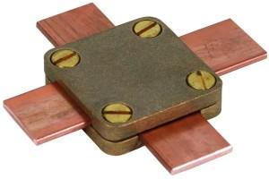 Rod Copper Tape Clamp