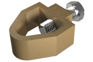 Rod To Tape Clamp - A Type