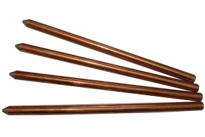 Sectional Earth Rods