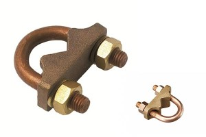 U-Bolt Rod To Cable Clamps