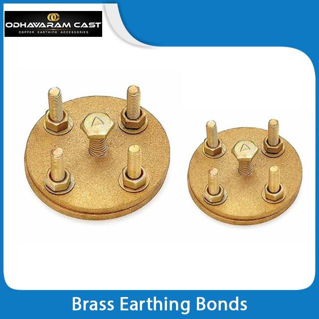Brass Earthing Bonds