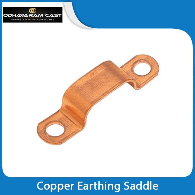 Copper Earthing Saddle