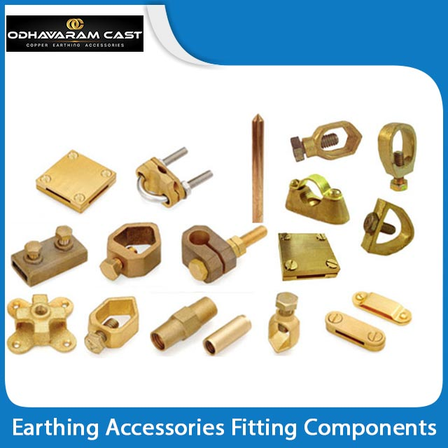 Earthing Accessories Fitting Components