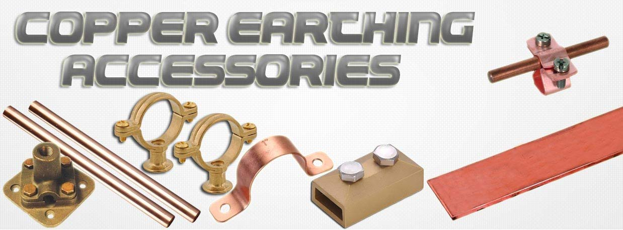 Copper Earthing Accessories